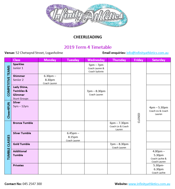 2019 Term 4 Timetable.PNG